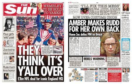 The Sun UK – 27 April 2018
