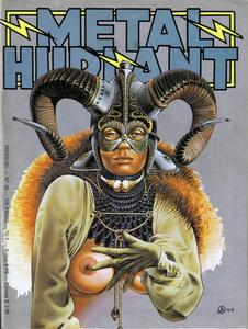 Métal Hurlant - Tome 39