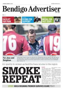 Bendigo Advertiser - January 13, 2020