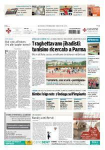Gazzetta di Parma - 8 Giugno 2017