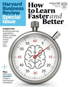 Harvard Business Review OnPoint - October 2019
