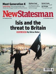New Statesman - 13 - 19 November 2015