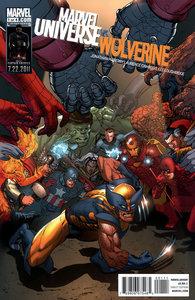 Marvel Universe vs. Wolverine #1 (of 4, 2011)