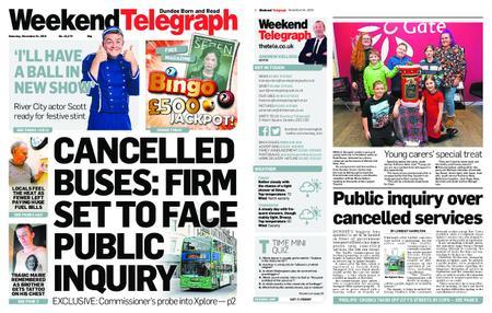 Evening Telegraph First Edition – November 24, 2018