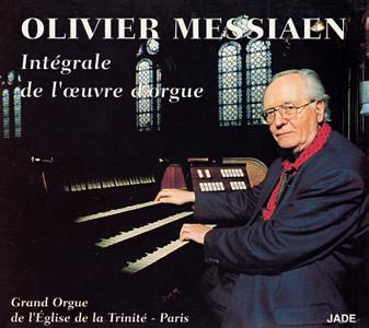 Olivier Messiaen - Intégrale de l'œuvre d'orgue - Grand Orgue de l'Église de la Trinité - Paris (1995) (7CD Box Set)