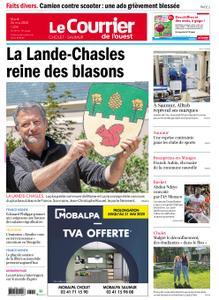Le Courrier de l'Ouest Cholet – 26 mai 2020