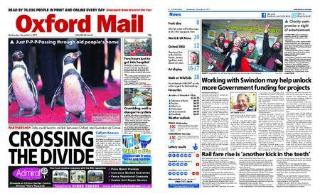 Oxford Mail – December 06, 2017