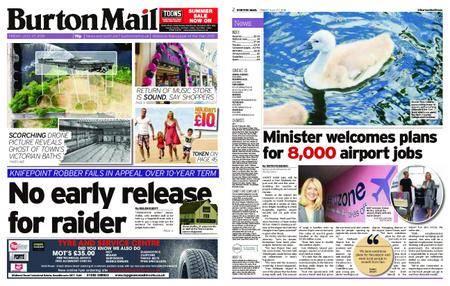 Burton Mail – July 27, 2018