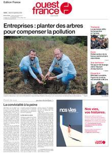 Ouest-France Édition France – 22 septembre 2020