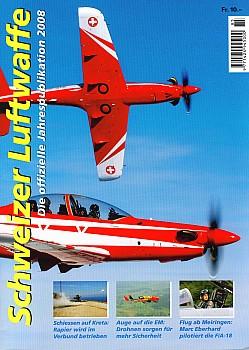 Schweizer Luftwaffe 2008