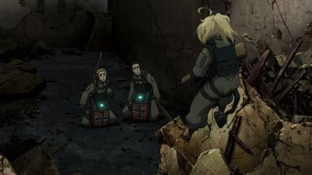 Yojo Senki: Saga of Tanya the Evil (2017) [Complete Series]