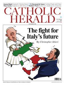 The Catholic Herald - 31 January 2020