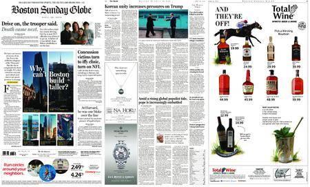 The Boston Globe – April 29, 2018