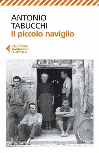 Il piccolo naviglio - Antonio Tabucchi (Repost)