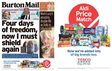Burton Mail – August 20, 2020
