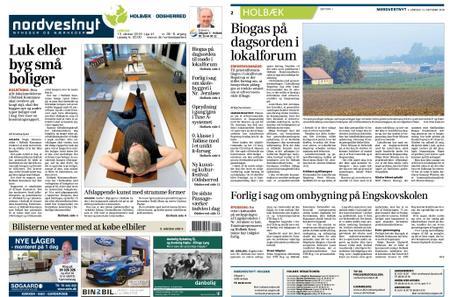 Nordvestnyt Holbæk Odsherred – 13. oktober 2018
