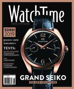 WatchTime - May 2019