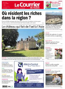Le Courrier de l'Ouest Cholet – 27 mai 2020
