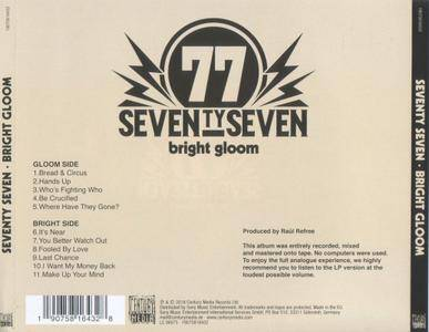 '77 (Seventy Seven) - Bright Gloom (2018)