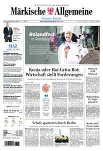 Märkische Allgemeine Prignitz Kurier - 16. September 2019