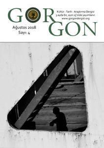 Gorgon Dergisi - Ağustos 2018