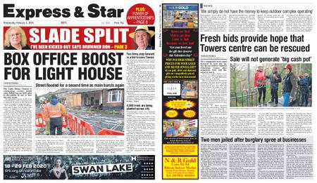 Express and Star City Edition – February 05, 2020