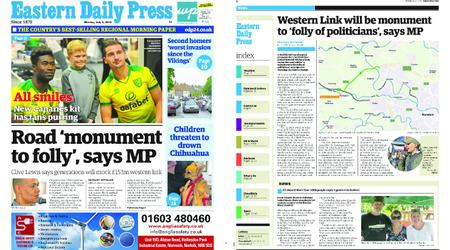Eastern Daily Press – July 08, 2019