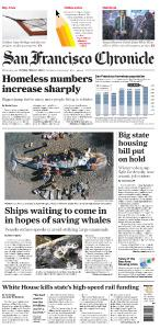 San Francisco Chronicle - May 17, 2019