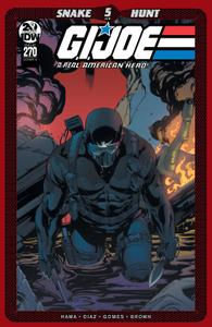 G I Joe - A Real American Hero 270 (2020) (Digital-Empire