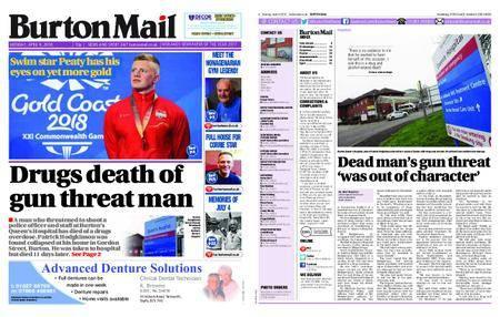 Burton Mail – April 09, 2018
