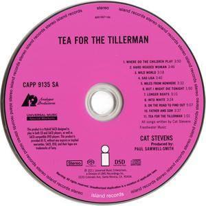 Cat Stevens Tea For The Tillerman 1970 Analogue