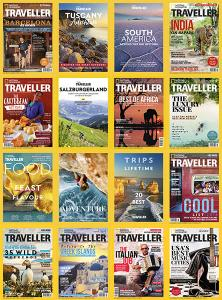 National Geographic Traveller UK - Full Year 2018 Collection