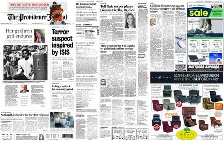 The Providence Journal – November 02, 2017
