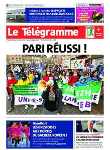 Le Télégramme Ouest Cornouaille – 30 mai 2021