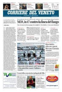 Corriere del Veneto Padova e Rovigo - 4 Febbraio 2018