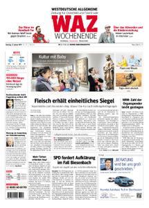 WAZ Westdeutsche Allgemeine Zeitung Oberhausen-Sterkrade - 12. Januar 2019