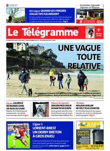 Le Télégramme Brest Abers Iroise – 04 avril 2021