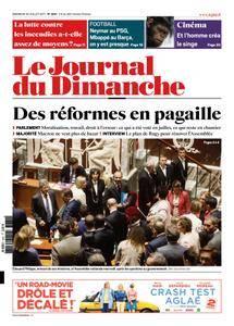 Le Journal du Dimanche - 30 juillet 2017