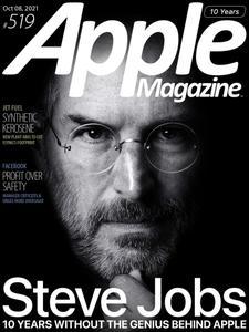 AppleMagazine - October 08, 2021