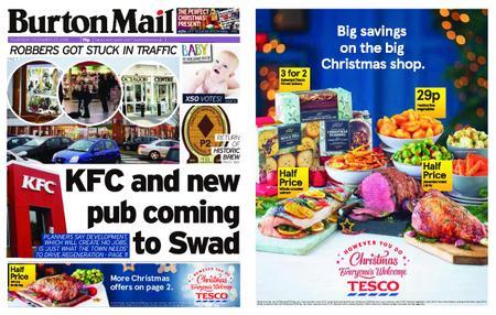 Burton Mail – December 20, 2018