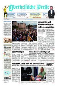 Oberhessische Presse Marburg/Ostkreis - 31. August 2018