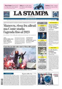 La Stampa Torino Provincia e Canavese - 6 Dicembre 2019
