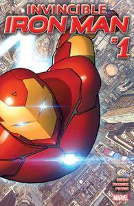 Invincible Iron Man 001 2015 Digital