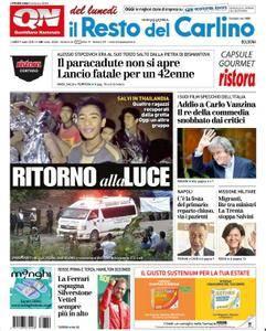 Il Resto del Carlino Bologna - 09 luglio 2018