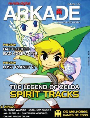 Arkade - Edição 006 - Dezembro de 2009