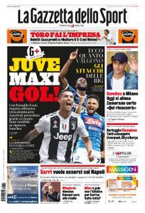 La Gazzetta dello Sport Sicilia – 29 agosto 2019