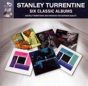 Stanley Turrentine - Six Classic Albums (2012) 4CD Box Set