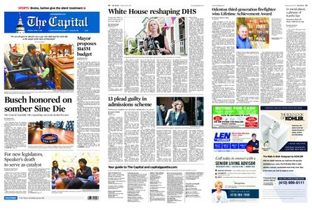 The Capital – April 09, 2019