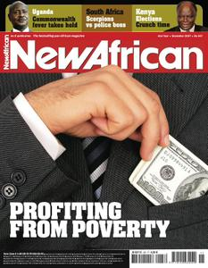 New African - November 2007