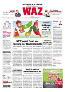 WAZ Westdeutsche Allgemeine Zeitung Duisburg-Mitte - 20. März 2019